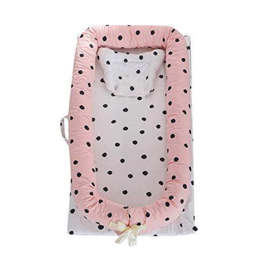 Babynest Kuschelnest Baby Cocoon Serria® weiches, schönes und gemütliches Babynest für Ihr Baby...