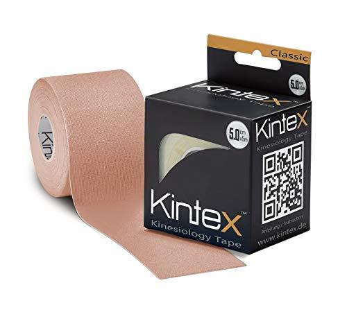 Kintex 0 Kinesiologie Tape Classic Beige 5cm x 5m