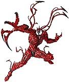YIGEYI Figura de Anime de Veneno Rojo Increíble Spiderman Carnage Acción Caracteres Modelo Modelo Mo...