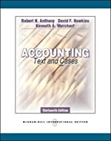 Accounting: Texts and Cases (Int'l Ed)