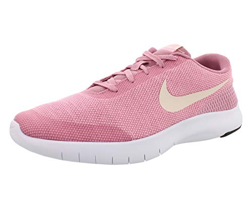 Nike Kids Flex Experience RN 7 (GS) Elemental Pink/Guava Ice Pink Size 5.5Y