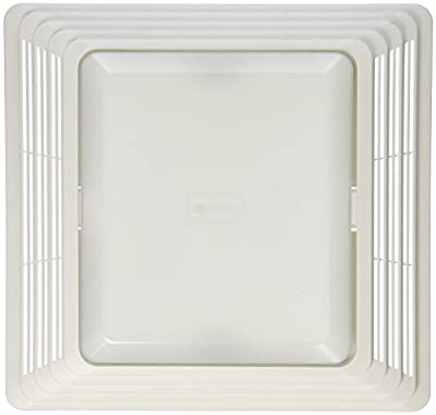Broan S97014094 Bathroom Fan Cover Grille and Lens from Broan