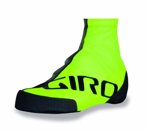 Giro Stopwatch Aero Copriscarpe Impermeabili Ciclismo Ciclismo Gelb 2014, Giallo (Highlight Yellow), S