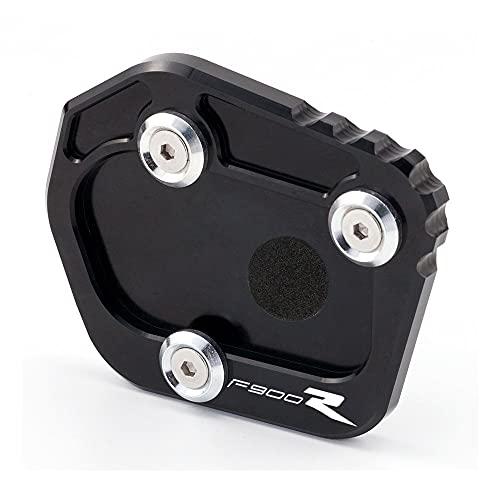 Soporte Kickstand Pad para para F900XR F900R 2020 2021 CNC, Soporte Lateral, Soporte para Motocicleta, Placa De Extensión, Pata De Cabra F 900R 900XR Placa Lateral Pies Agrandar