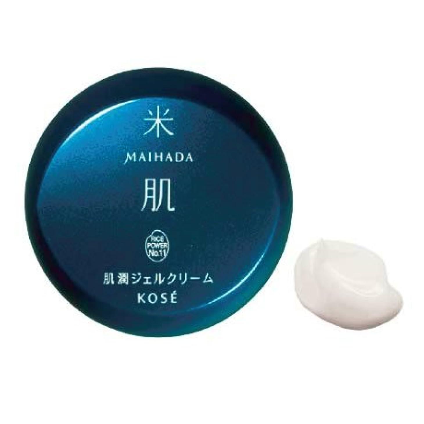 特異性活気づく絶縁するコーセー 米肌 肌潤ジェルクリーム 40g [並行輸入品]