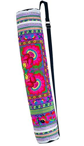 CCcollections Funda/Bolsa para Esterilla de Yoga Mat Bag (D12)