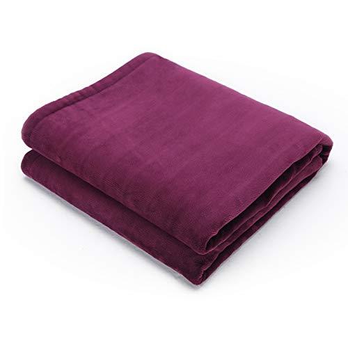 xfxdbt heated electric throw blanket