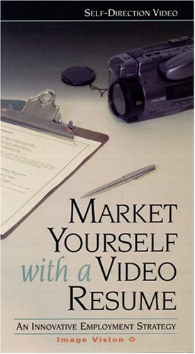 Market Yourself with a Video Resume