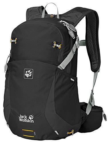 Jack Wolfskin Damen Moab Jam 18 Outdoor Wander Rucksack, black, 49x32x13 cm