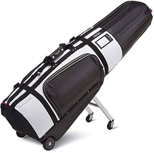 Sun Mountain 2015 Club Glider Tour Series Golf Travel Cover - Black/White