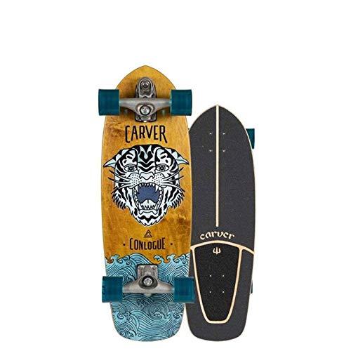 Carver Skateboard CC Sea Tiger C7 29,5