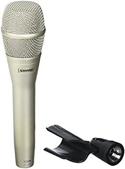 Shure KSM9 Handheld Dual-Diaphragm Vocal Microphone