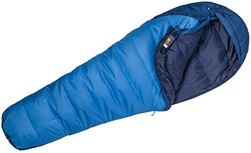 Marmot Erwachsene Trestles 15 Schlafsack, Cobalt Blue/Blue Night, RZ