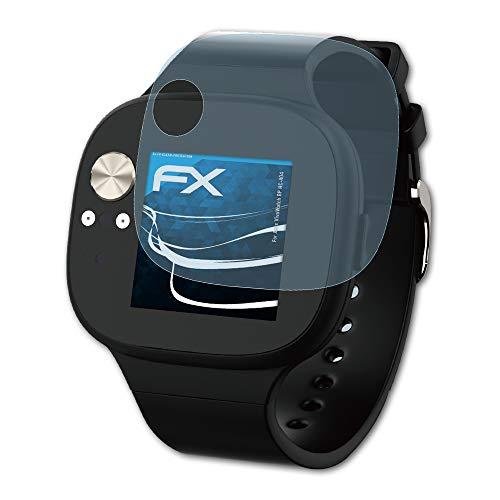 atFoliX Lámina Protectora de Pantalla Compatible con ASUS VivoWatch BP HC-A04 Película Protectora, Ultra Transparente FX Lámina Protectora (3X)