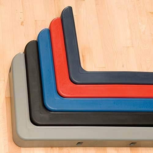 MacGregor Saf-Guard Cushion Edge Backboard Padding, Black