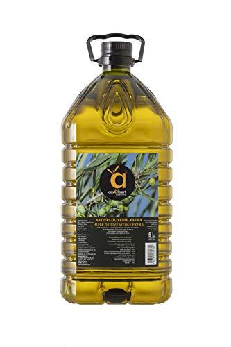 Casalbert Spanisches Natives Olivenöl. Olivenöl aus Spanien (Mild - Fruchtig, 5 liter)