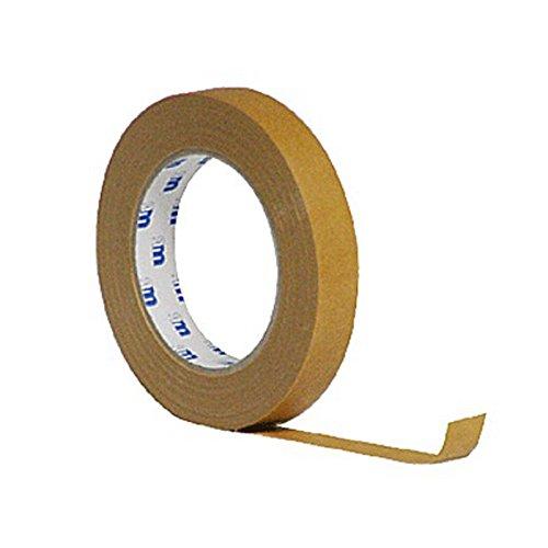 MP Abdeckband Tape100 bis 120°C Klebeband braun Malerband 38mm x 50m