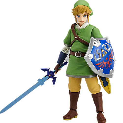 Jaypar New Legend of Zelda Skyward Sword Figura Figura de Enlace Figura de Anime Figura de acción