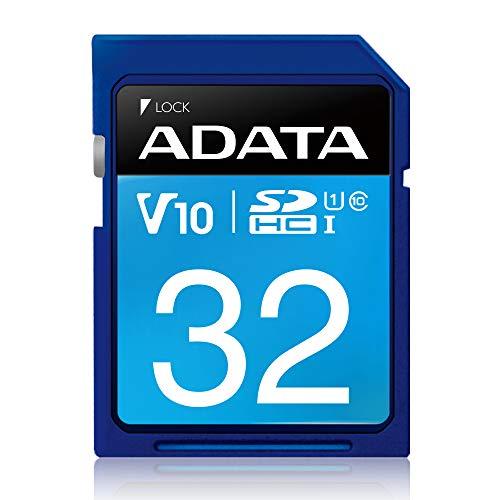 ADATA ASDH32GUICL10-R Scheda di Memoria Premier Class 10 SDHC UHS-I