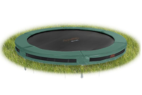 Avyna PRO-LINE InGround trampoline 3,05 (10 ft) Groen (TEPL-10-I)