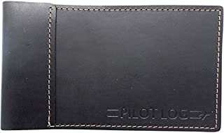 Best leather pilot logbook cover Reviews