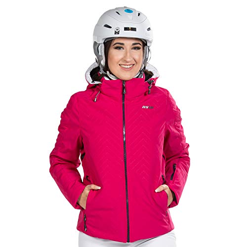 WEST SCOUT Jane Padded Ski Jacket Damen Skijacke pink (38)