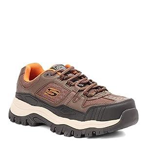 Skechers Men's, Kerkade Steel Toe Work Shoe