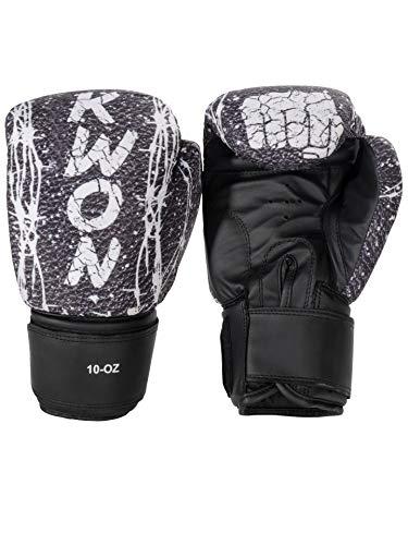 Kwon Jugend Boxhandschuhe Thai Barbed 8 oz für Kinder & Jugendliche 8-12 Jahre