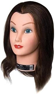 Cosmetology Mannequin Manikin Training Head with 19