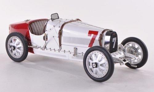Bugatti 35 Grand Prix, No.7, Polen , Modellauto, Fertigmodell, CMC 1:18 by Bugatti