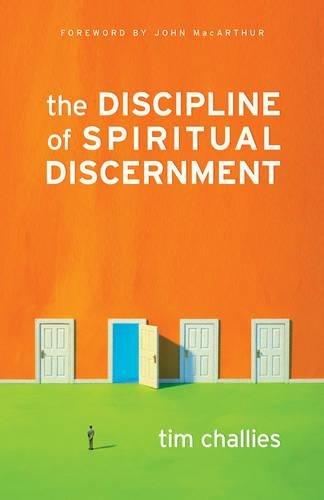 Image of The Discipline of Spiritual Discernment