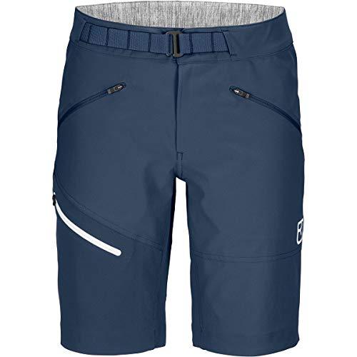 ORTOVOX Damen Brenta Shorts, Blue Lake, L