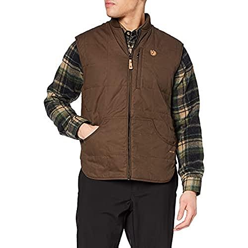 Fjallraven Grimsey Vest M Sport Jacket, Hombre, Dark Olive, S