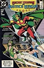 Secret Origins of Justice League International  #33