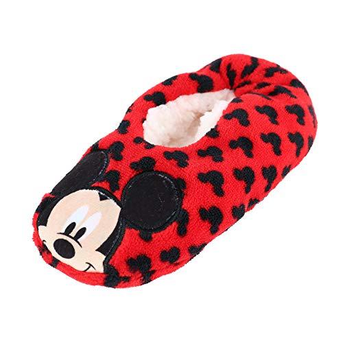 Mickey Mouse Jungen Hausschuhe