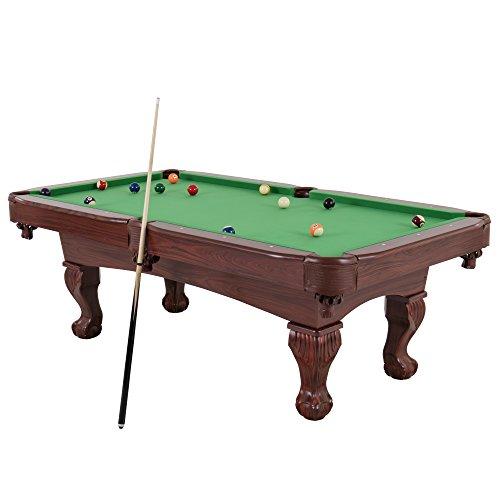 "Triumph 89"" Santa Fe Billiard Table Featuring Traditional Claw Feet..."