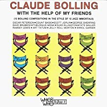 With Help of My Friends by Claude Bolling (2000-04-04)