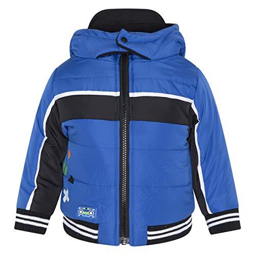 Tuc Tuc Parka Acolchada NIÑO Abrigo, Azul (Azul 16), 74 (Tamaño del...