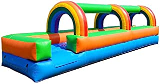 double slip n slide inflatable