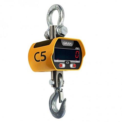 gancho pesador modelo c5-3t de gram precisión (3000Kg/1Kg)