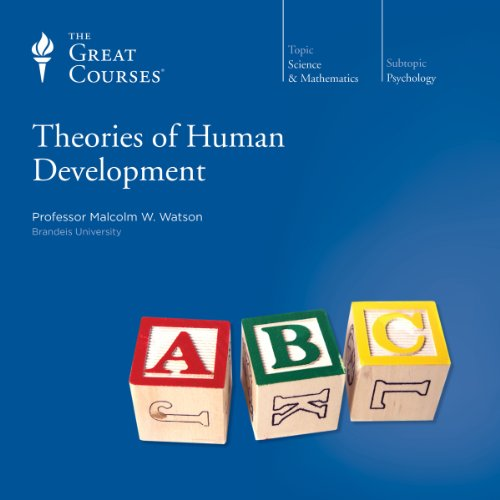 Theories of Human Development audiobook cover art