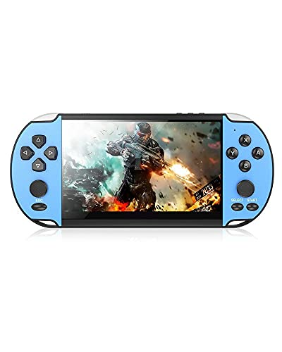 CZT a colori da 5,1 pollici MP4 console di gioco integrata 8
