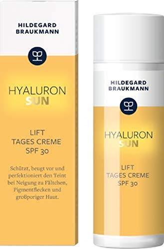 Hildegard Braukmann Hyaluron Sun Lift Tages Creme Lichtschutzfaktor 30, 1er Pack (1 x 50 ml)