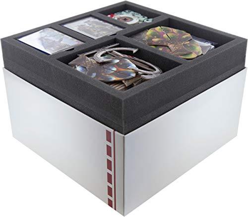 Feldherr Juego de Espuma Compatible con Sine Tempore: Core Game - Caja de Juegos de Mesa