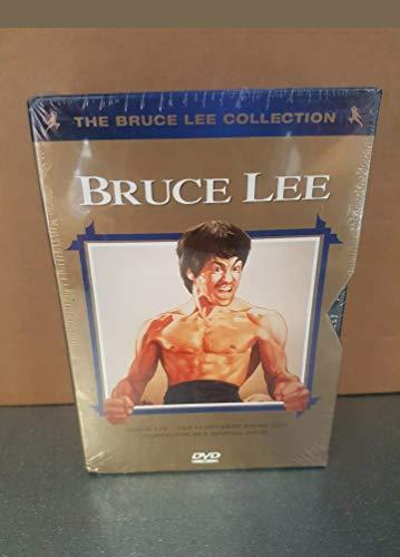 Bruce Lee Collection | Die Todeskralle schlägt zurück | Die Todesfaust des Cheng Li | Todesgrüsse aus Shanghai | Mein letzter Kampf (4-Fime)