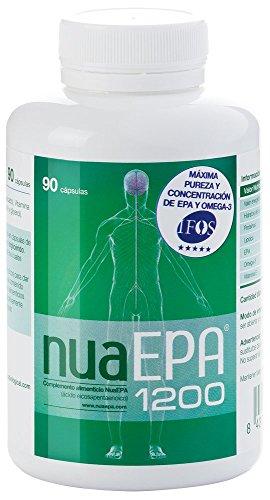 Nuaepa 90 Cápsulas de 1200 mg. de Nua
