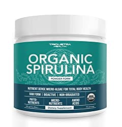 what is in spirulina