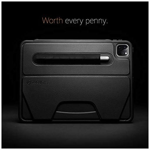 ZUGU Funda para iPad Pro 12.9 2020 4.ª Generación, Alpha Case Protectora Pero Delgada con 10 Ángulos de Visión… 2