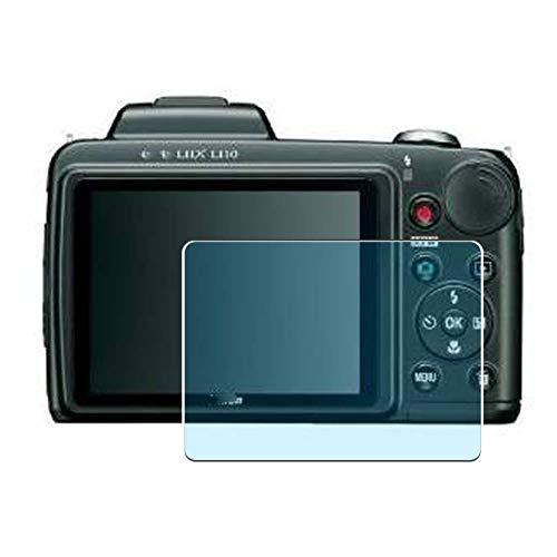 Vaxson 3 Stück Anti Blaulicht Schutzfolie, kompatibel mit Nikon Coolpix L110, Displayschutzfolie Anti Blue Light [nicht Panzerglas]