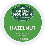 Green Mountain Coffee Roasters Hazelnut, Single-Serve Keurig K-Cup Pods, Flavored Light Roast Coffee, 32 Count